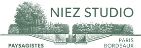 Niez Studio paysagistes, Paris Bordeaux